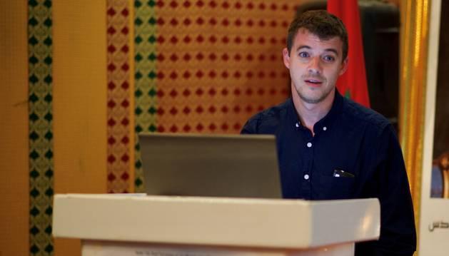 Marc Font, enginyer forestal