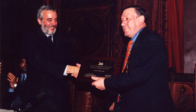 Antoni Morell i Mora va ser el primer andorrà a obtenir el premi, l'any 1999.