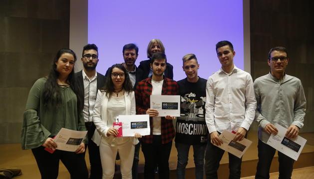 Els guanyadors del projecte Tàndem