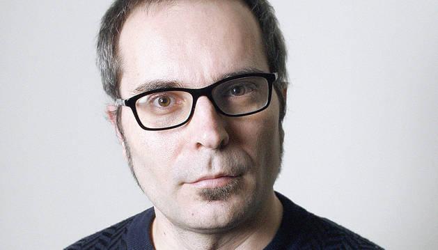 El músic David Sanz