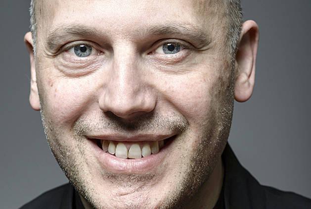 Jordi Coll, director del concert de Nadal Jonca Bàsic.