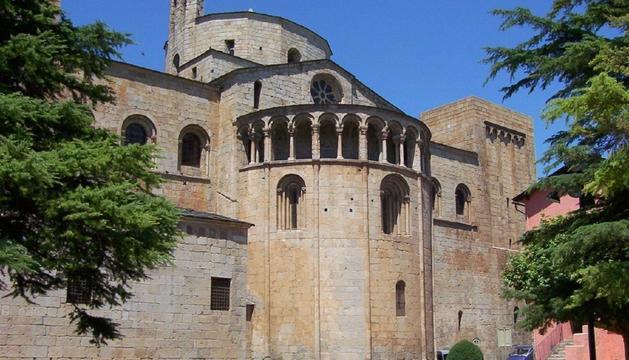 La catedral, un dels escenaris.