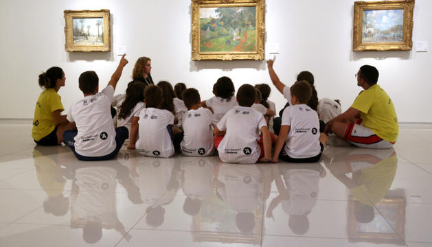 Nadal al Thyssen, per als infants