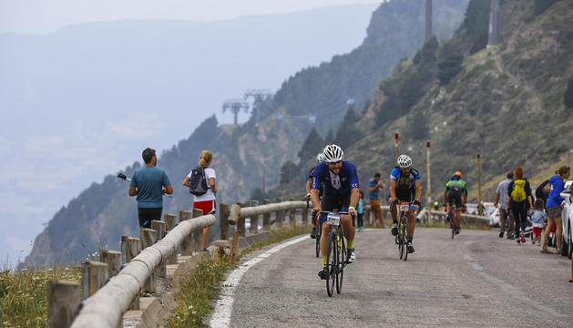 Una edició anterior de La Purito Andorra.