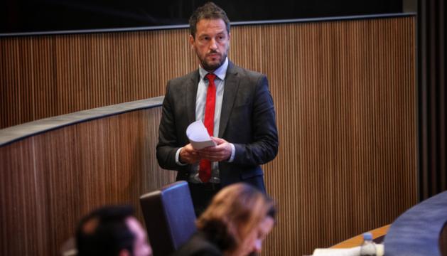 Pere López ha lamentat que no s'hagi proposat cap dona