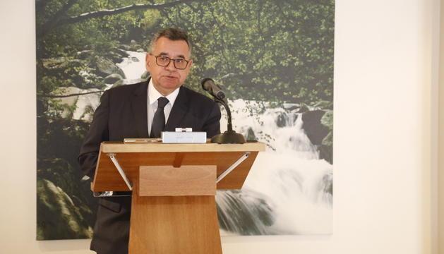 Albert Moles, director general de FEDA