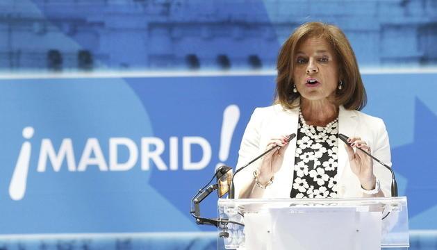 L'exalcaldessa de Madrid Ana Botella, en una imatge d'arxiu.