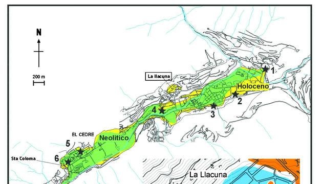 Andorra era un llac a l'època del neolític
