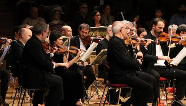 Concert de Cap d'Any a l'Auditori