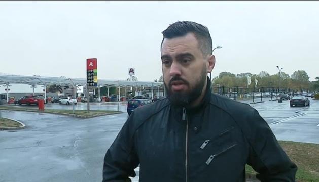 Éric Drouet va ser posat ahir en llibertat.