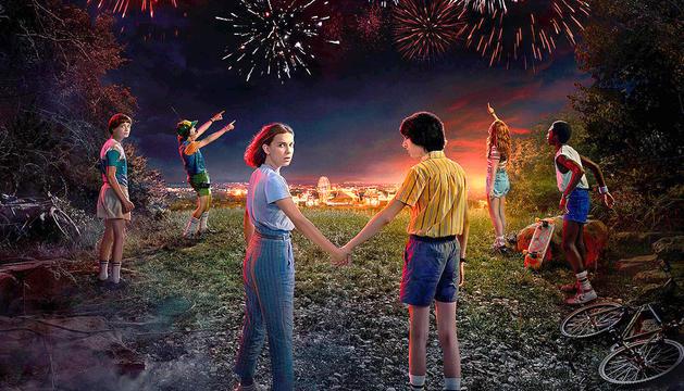 Stranger Things s'estrenarà al juliol