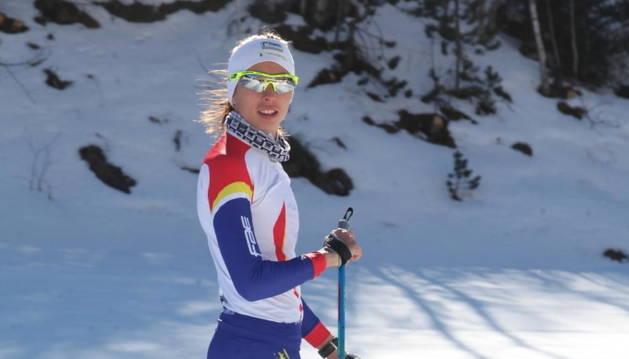 Carola Vila va aconseguir un bon resultat a Nove Mesto.