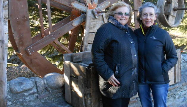 Juana Mallafré i Maria Massana