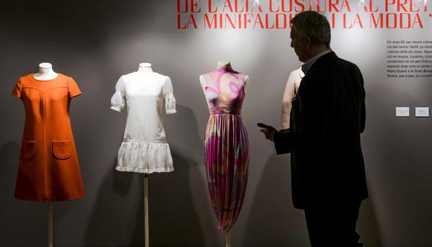 La moda dels seixanta, al CAEE