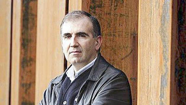 Miguel Izu, autor d''El rey de Andorra'.