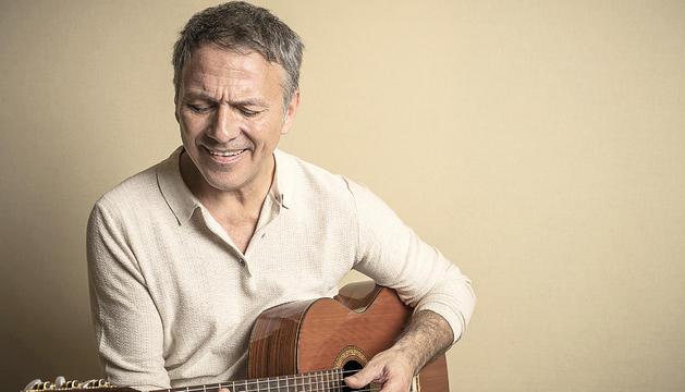 El cantautor del Poblenou barceloní.