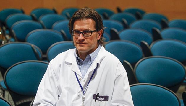 El traumatòleg Ignacio Torrero Muñoz ja no forma part de l'equip de l'hospital.