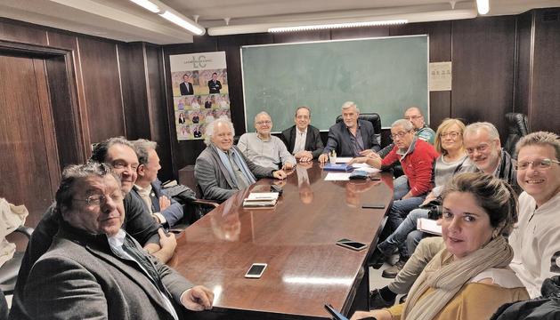 Laurèdia en comú intenta revifar el projecte polític
