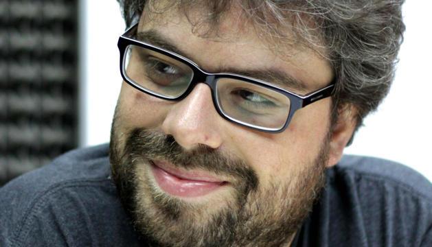 Sergio del Molino, autor de 'Lugares fuera de sitio'.