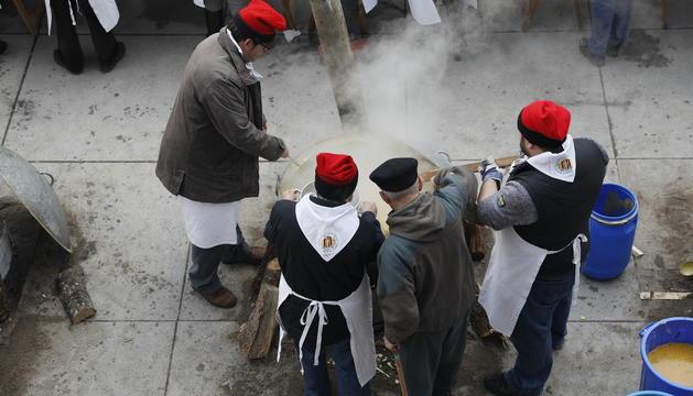 Dia de l'escudella de Sant Antoni