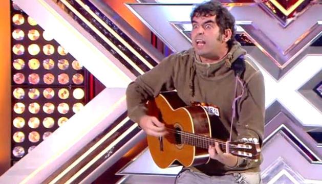 El cantautor que protagonitza el concert d'avui.