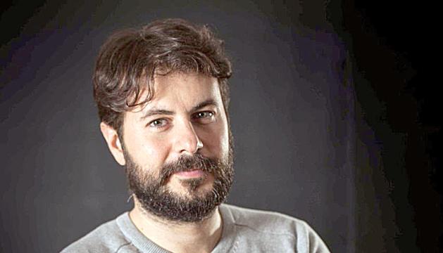 Juanma Casero, director i professor de l'Escola Animal Teatre