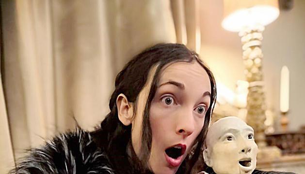 A Emma Regada li apassiona el teatre