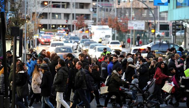 Andorra la Vella va tancar el 2018 amb un total de 22.880 habitants