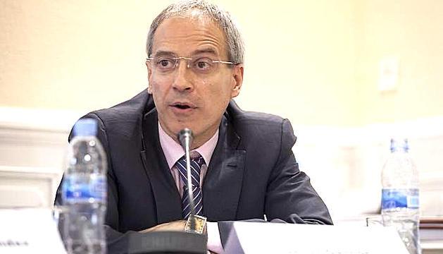 El director general de l'Agència Tributària, Jesús Gascón.