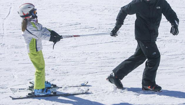 La carmanyola dels petits esquiadors