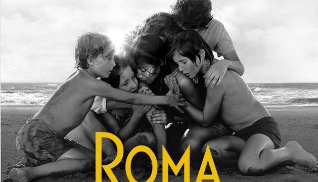 El lalrgmetratge 'Roma' està nominat a deu estatuetes