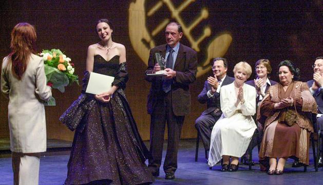 Montserrat Caballé ha estat un dels projectes de la Fundació Julià Reig