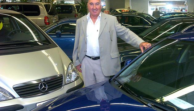 'Piper' portava 55 anys lligat a la venda de cotxes