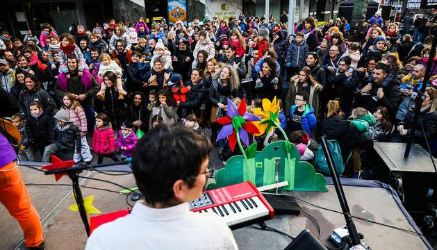 Una de les jornades de l'Andorra Shopping Festival