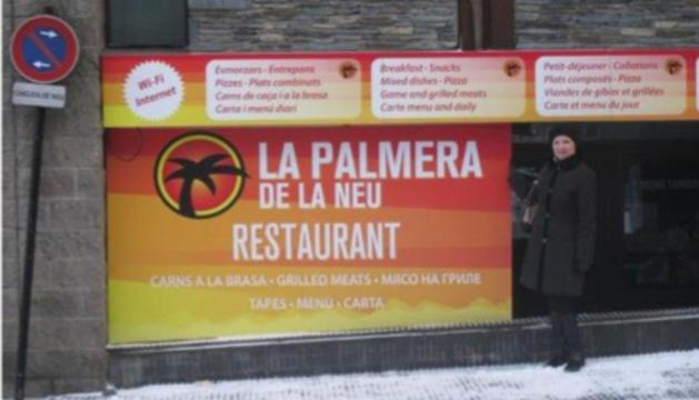 Els fets van tenir lloc en un restaurant de Soldeu.