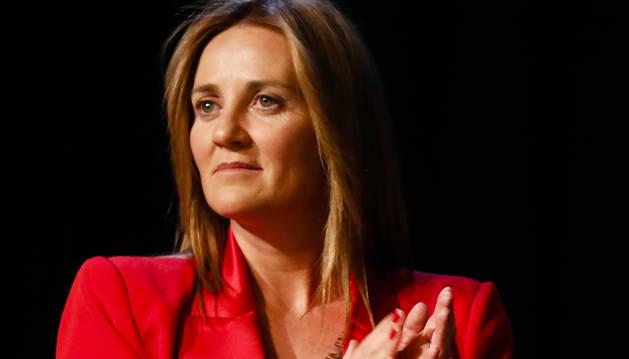 La ministra Olga Gelabert