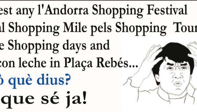 Una altra mostra de l'humor a les xarxes. Amb un record per a l'exalcaldesa de Madrid Ana Botella.