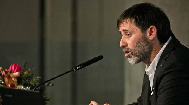 L'historiador Carles Gascón ha ofert la conferència, coincidint amb els sis segles de l'atorgament del privilegi per part del bisbe d'Urgell