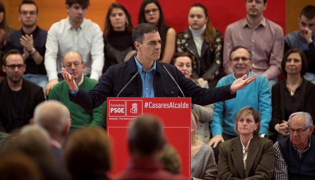 Pedro Sánchez s'enfronta avui a la primera jornada del debat sobre els pressupostos.