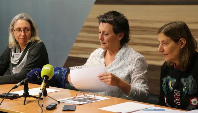 Emi Matarrodona ha presentat la dimissió com a presidenta del Sitca