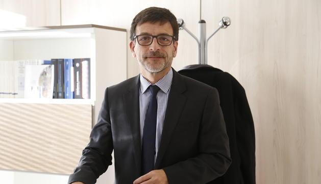 El ministre de Finances, Jordi Cinca, ha mostrat la seva satisfacció per l'informe de seguiment sobre Andorra del Moneyval