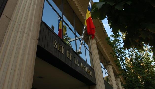 El directiu d'Andorra Turisme va declarar ahir davant la Batllia.