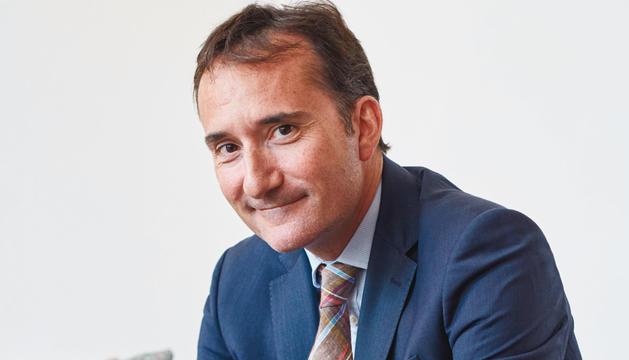 Ferran Vilaseca, responsable de Kosmos del projecte de l'FCAndorra.
