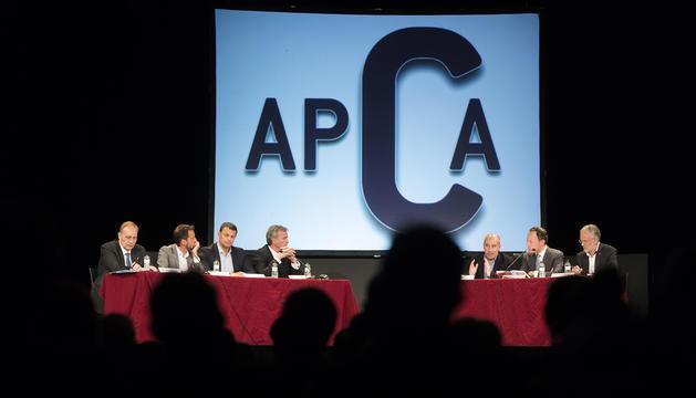 Els set candidats a Cap de Govern