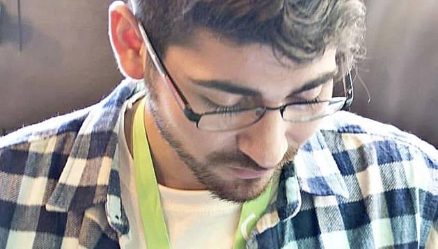 Daniel Arellano, tècnic en postproducció de cinema