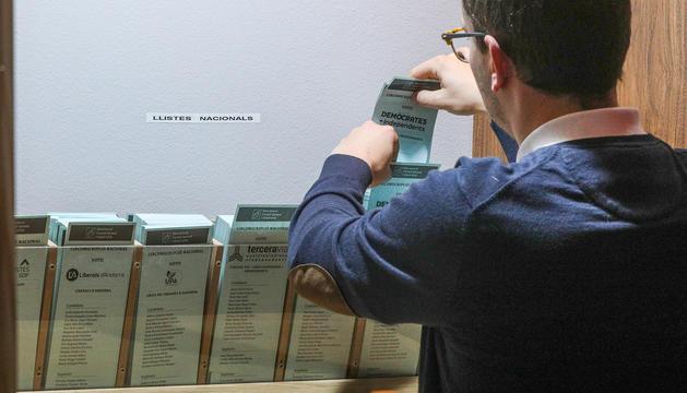 Butlletes de la formació que lidera Xavier Espot