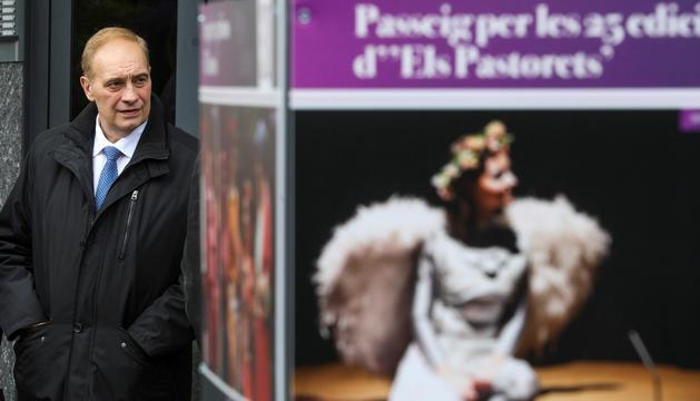 El cap de llista de terceravia a les eleccions generals, Josep Pintat.