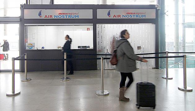 """Air Nostrum assegura que va mantenir una actitud """"negociadora""""."""