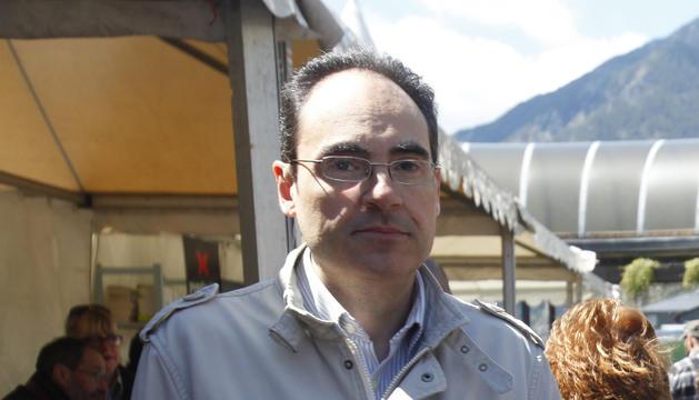 L'editor de Límits, Marc Miró