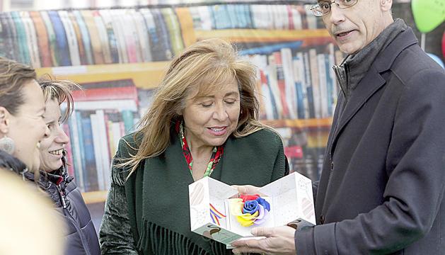 Toni Martí i Conxita Marsol.